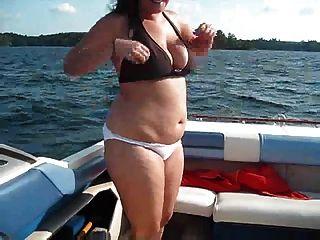 diversión del barco!