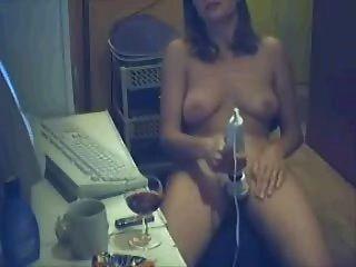 web cam masturbación con juguete grandes tetas y cuerpo