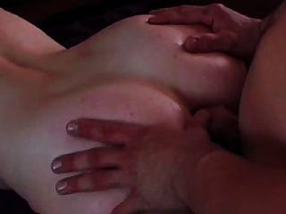 joven pareja amateur tiene sexo, anal y facial