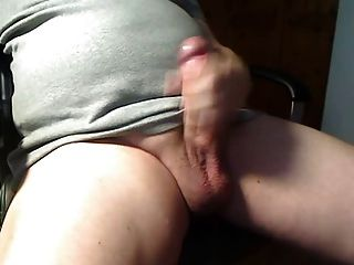 jackin su pene gorda grande fuera