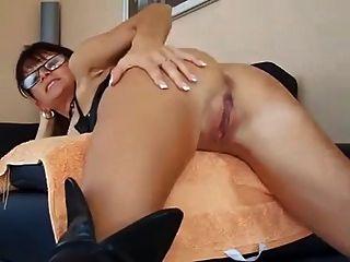 diversión anal con milf rizado