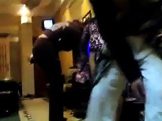 caliente qatarien chica bailando tan sexy