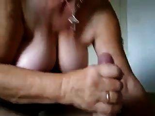 abuelita chupar polla