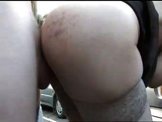 Milf aficionado con tits saggy dogging