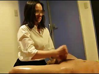 hnadjob masaje 3 censurado