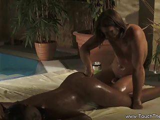 el masaje anal erótico es pura alegría