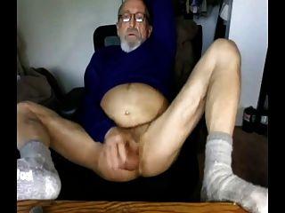 córneo verbal papá abuelo obtiene cámara alta y desnuda