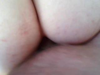 fuck my gf anal y cum sobre su culo