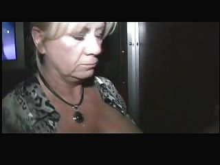 esposa del gloryhole
