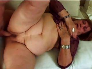 bbw granny dominika con culo grande y tetas