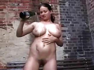 champán gárgaras coño