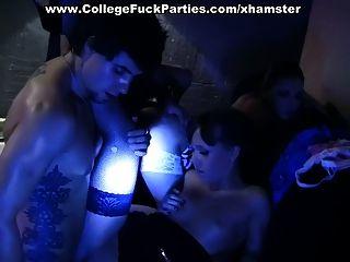 follar en la fiesta