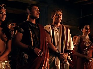 spartacus: orgía romana