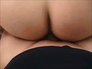 aficionado big butt milf homemade anal