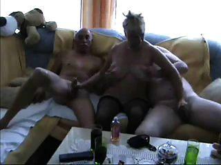 trío bisexual