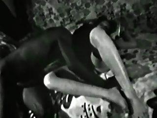 blanco esposa embarazada toma bbc (vintage)