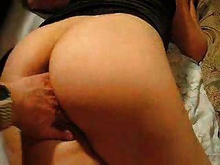 jugar con el culo y el coño hasta el orgasmo