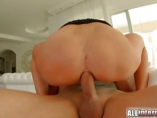 todo el doggystyle interno fucking y creampie sucio