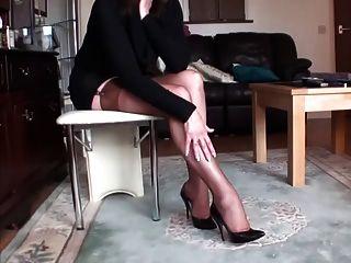 piernas largas en medias 2