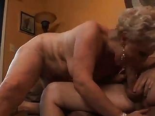 abuelita y abuelo bueno