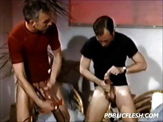bombas retro gay del pene