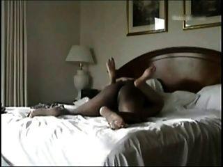 esposa madura cumming duro en la polla negro