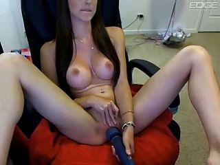 chica con webcam de perky tits con hitachi