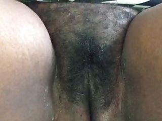tía jamaicana mostrar su coño