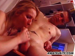 amateur novia acción anal con facial