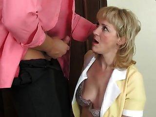 caliente mamá puta y musculoso
