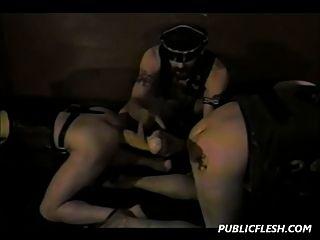 homosexuales doble fisting y juguetes extremos