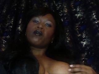 señora onyx negro lápiz labial fumar fetiche