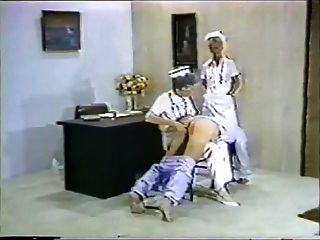 enfermeras vs wanker