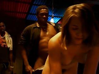 brasileño cuckold mira a su esposa conseguir gangbanged