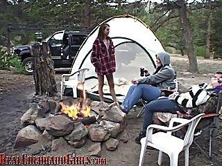 colorado campamento parte 1 del sexo las niñas obtener travieso