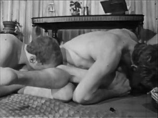 hombres maravillosas escena 04. (1960 1970)