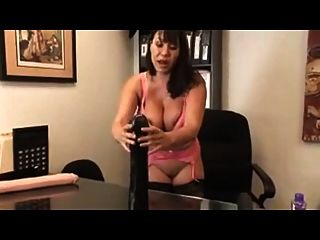 sexy pornstars consolador anal