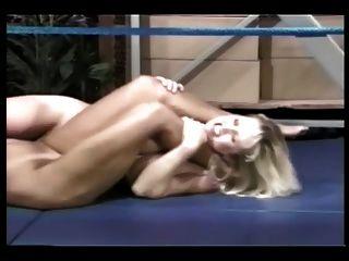 lucha de anillo desnudo