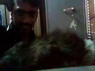 tamil tía asunto con la casa del vecino joven muchacho de la universidad