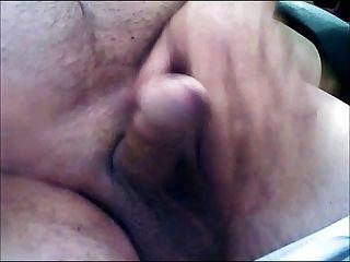 no turco papá masturbándose y cumming
