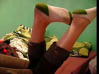 para los amantes del calcetín. hermana más joven (ella es 18)