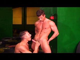 los hombres gays calientes se masturban