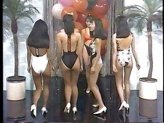 traje de baño lycra retro nn de japanese tv y leotard show