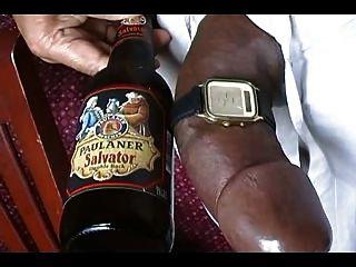 botella de cerveza beercan10 vs.