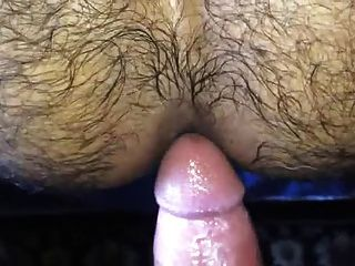 follando e inseminando un culo peludo caliente