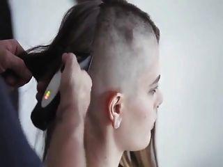 afeitado cabeza sexy