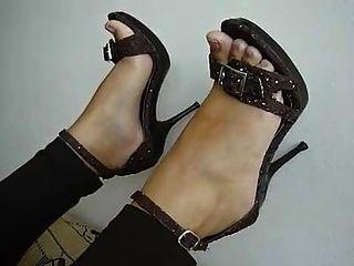 pies sexy y tacones altos 26