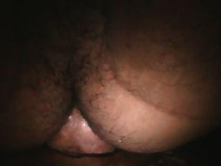 slut shemale follada por una polla blanca en gloryhole # 5