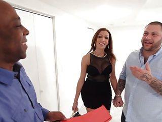 escena interracial cuckold con sexy cindy ramirez