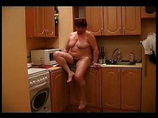 maduro en la cocina r20